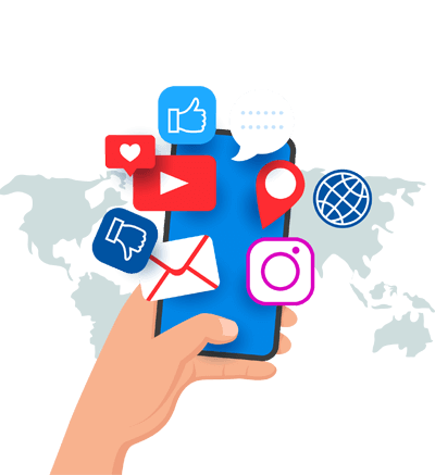 Digital marketing company SMM