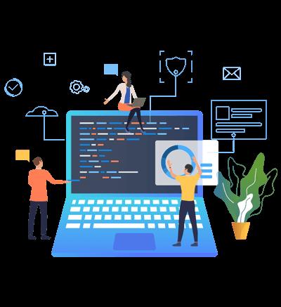 Digital marketing company Web Development